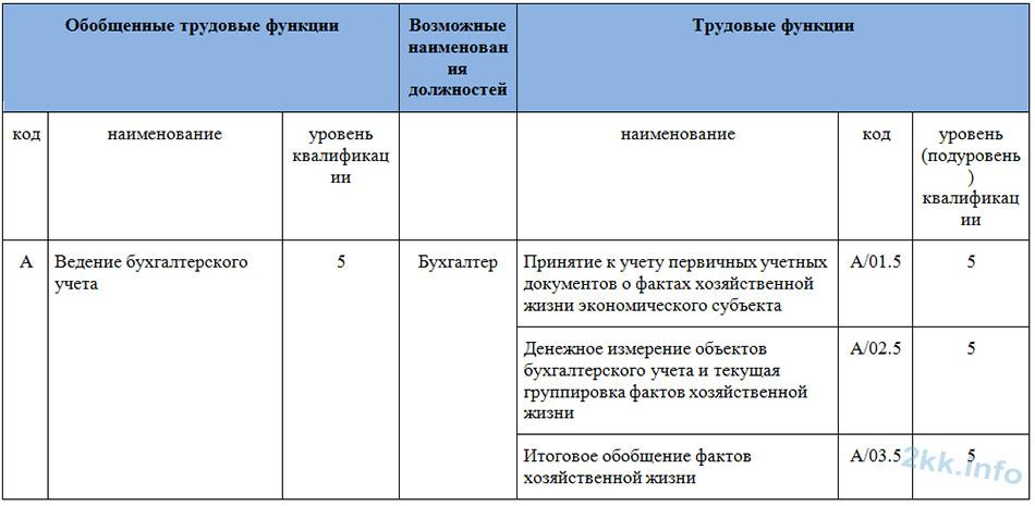 должностная инструкция главного бухгалтера с учетом профстандарта - фото 6